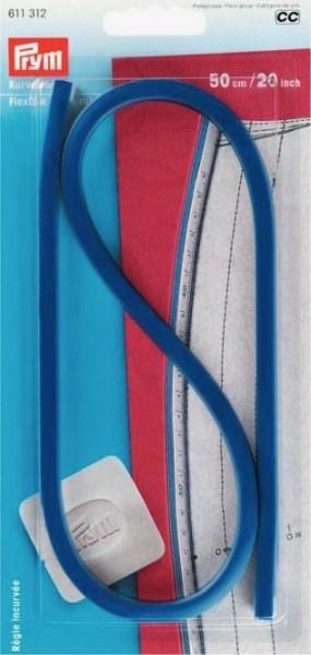 Prym Kurvenlineal flexibel 50 cm / 20 inch