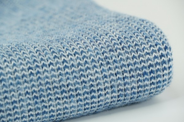 Recycled Jacquard Blue