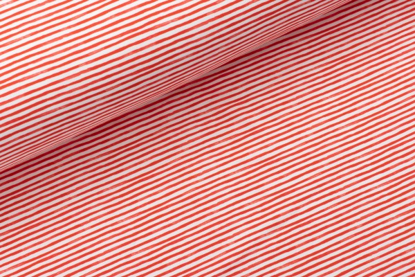 Jersey Capitain Stripes Rot