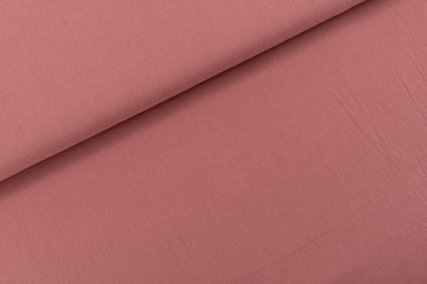 Baumwolle Rustic Cotton Solid Pink
