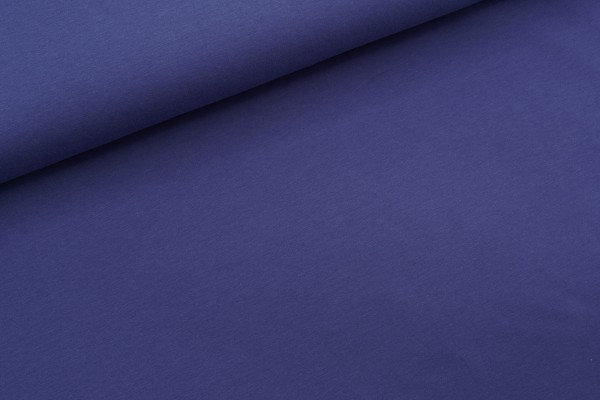 French Terry Uni Deep Blue