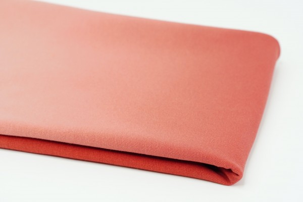 French Terry Ombre Deep Blush