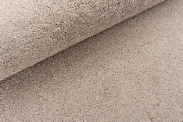 Frottee meliert Light Taupe