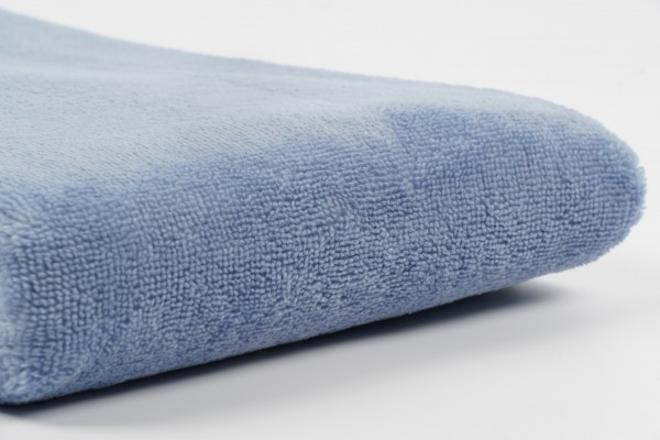 Bambus Frottee Dusty Blue