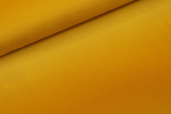French Terry Ombre Mustard