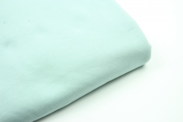 GOTS Soft Sweat Uni Light Aqua